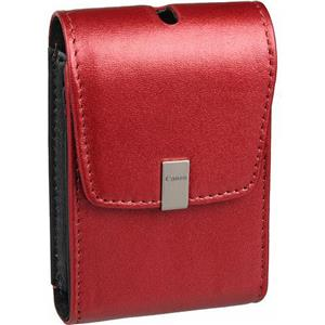Canon PSC-1050 Deluxe Fitted Leather Case, Red: Picture 1 regular