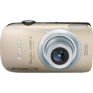 Canon PowerShot SD960 IS Compact Digital ELPH C...: Picture 1 regular