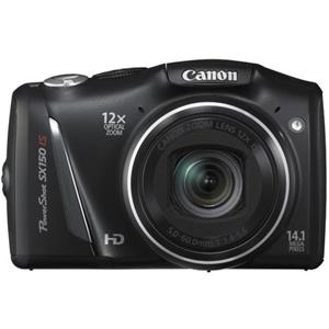 Canon PowerShot SX150 IS Digital Camera 5664B001