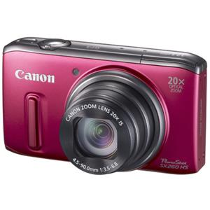 Canon PowerShot SX260 HS Digital Camera 6195B001