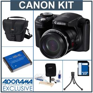 Canon PowerShot SX500 IS Digital Camera 6353B001 B