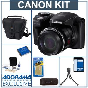 Canon PowerShot SX500 IS Digital Camera 6353B001 C