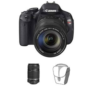 Canon EOS Rebel T3i Digital SLR Camera Kit 5169B005 L1