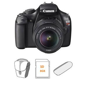 Canon EOS Rebel T3 Digital SLR Camera/ Lens Kit 5157B002 K1