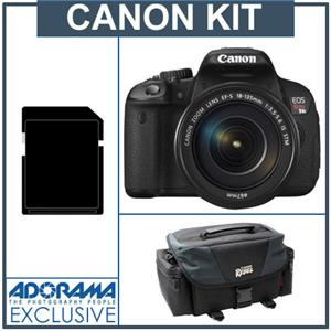 Adorama Offering $150 Off Canon t4i and $50 off Canon t3