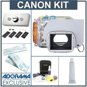 Canon WP-DC28 Waterproof Housing ICAWPDC28K