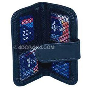 Adorama MEM-4 4-Slot Bi-fold Memory Card Holder MEM4