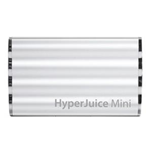 Sanho HyperJuice Mini 7200mAh External Battery, Silver: Picture 1 regular