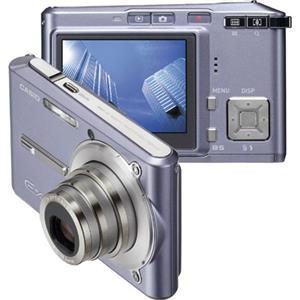 Casio Exilim EX-S600-BE Digital Camera, 6MP, 3x...: Picture 1 regular