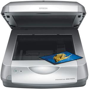 Epson Perfection 4990 Photo Flatbed Scanner, 48...: Picture 1 regular