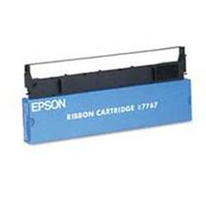 Epson 7767 Black Fabric Ribbon Cartridge 7767