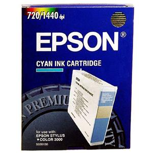 Epson Cyan Ink Cartridge S020130