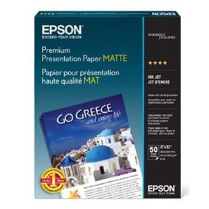Epson Matte Heavy Weight Inkjet Paper S041467