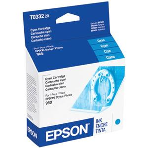 Epson Cyan Ink Cartridge T033220