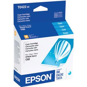 Epson Cyan Ink Cartridge T042220