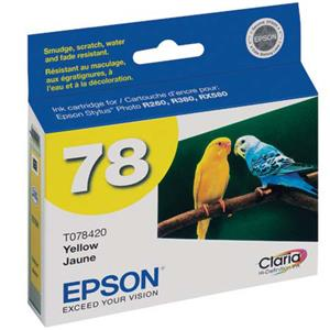 Epson Yellow Ink Cartridge T078420