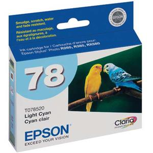 Epson Light Cyan Ink Cartridge T078520