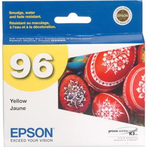 Epson T096420 UltraChrome K3 Cartridge, R2880, Yellow: Picture 1 regular