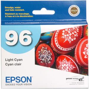 Epson T096520 UltraChrome K3 Cartridge, Light Cyan: Picture 1 regular