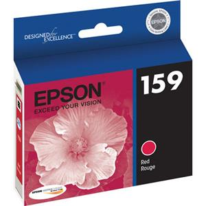 Epson T159720 UltraChrome Hi-Gloss 2 Photo Red Ink Cartridge T159720