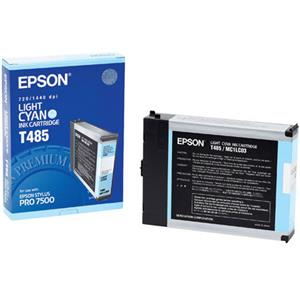 Epson Light Cyan Ink Cartridge T485011