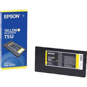 Epson Yellow Ink Cartridge T512011