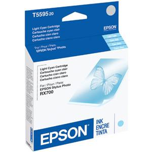 Epson Light Cyan Ink Cartridge T559520