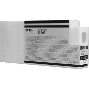 Epson T596100 HDR 350ml Photo Black Resin Pigment Ink: Picture 1 regular