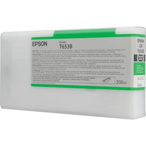 Epson Stylus Pro 4900 Ink Cartridge, 200ml, Color:Green: Picture 1 regular