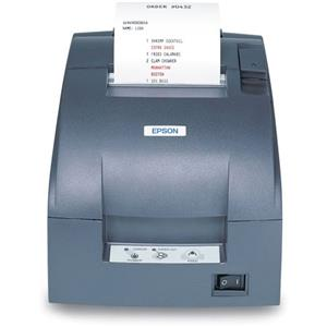 Epson TM-U220PB-653 2 Color Dot Matrix Receipt Printer C31C517653