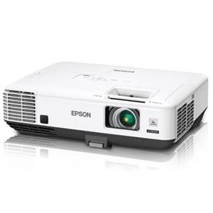 Epson V350W Widescreen Multimedia 3LCD Projector: Picture 1 regular