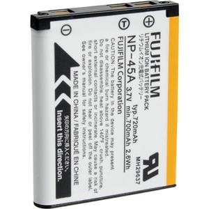 Fujifilm NP-45A Lithium Ion Rechargeable Battery 16074132