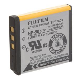 Fujifilm NP-50 Lithium Ion Rechargeable Battery 15764041