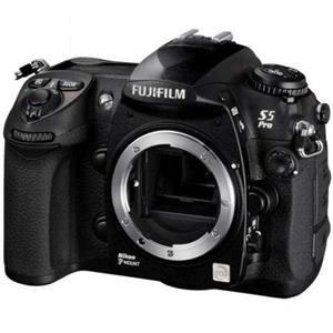 Fujifilm Finepix S5 Pro Digital SLR Camera with...: Picture 1 regular