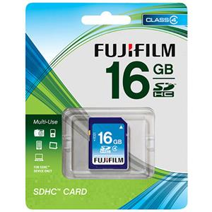 Fujifilm Class 4 16GB SDHC Memory Card: Picture 1 regular