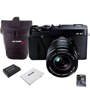 Fujifilm X-E1 Digital Camera 16276467 A