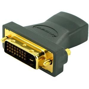 Iogear GHDFDVIMW6 DVI Male to HD Female Adapter: Picture 1 regular