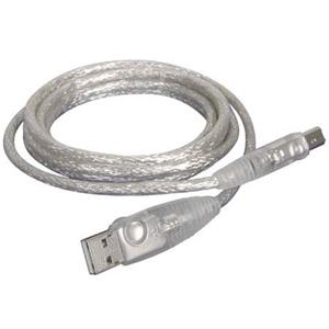Iogear G2LUAB06P Hi-Speed USB 2.0 Premium Cable, 6Ft: Picture 1 regular
