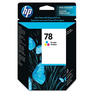 HP Extended TIJ 1.0 Blue Inkjet Print Cartridge C6602B