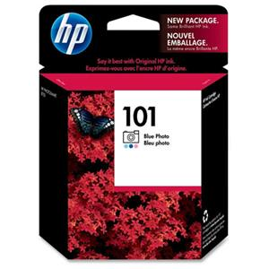 HP 101 Blue Photo Ink Cartridge: Picture 1 regular