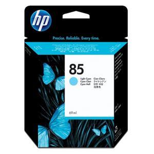 HP # 85 Light Cyan Ink Cartridge C9428A