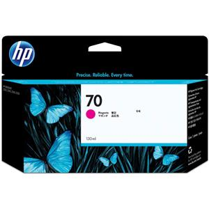 HP 70 Magenta Color 130 ml Vivera Ink Cartridge C9453A