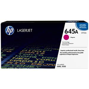 HP C9733A Color LaserJet Magenta Cartridge, 12K Pages: Picture 1 regular