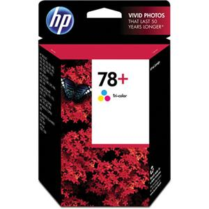 HP CB277AN 78 Plus Tricolor Print Cartridge, 560 Pages: Picture 1 regular