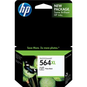 HP 564xL Black Photo Ink Cartridge: Picture 1 regular