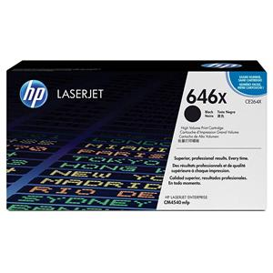 HP CE264X Black Toner Cartridge: Picture 1 regular