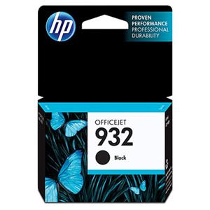 HP 932 Black Ink Cartridge CN057AN