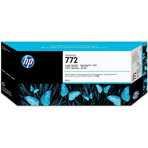 HP CN633A 772 300-ml Photo Black Ink Cartridge CN633A