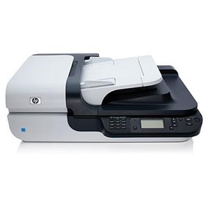 HP Scanjet N6350 Networked Document Flatbed Scanner L2703A