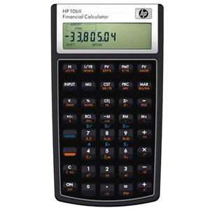 HP 10BII+ Financial Calculator: Picture 1 regular